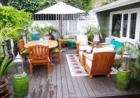 Cheap Deck Decorating Ideas