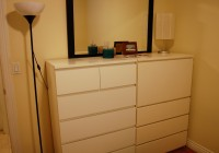 Chest Of Drawers With Mirror On Top