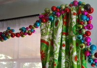 Christmas Curtains Living Room