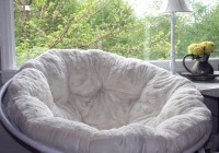 Circle Chair Cushion Covers
