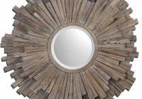 Circle Mirror Wall Decor