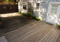 Clear Deck Sealer Ratings