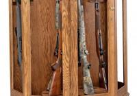 Closet Gun Rack Ideas