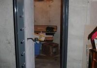 Closet Gun Safe Door