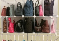 Closet Organizer Ideas For Purses