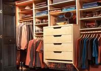 Closet Organizer Plans Diy
