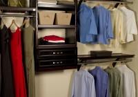 Closet Organizer Systems Wood