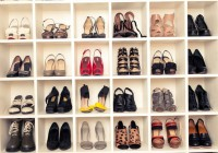 Closet Organizers Shoe Shelf
