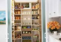 Closet Pantry Ideas