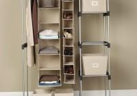 Closet Shoe Rack System