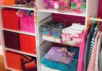 Closet Storage Ideas Cheap