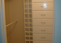 Closet Storage Shelves And Drawers