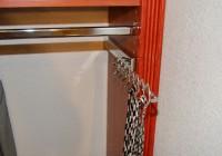Closet Tie Rack Organizers