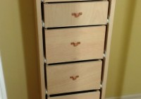 Closet Tower With Drawers
