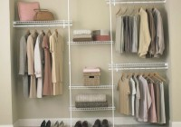 Closetmaid Closet Organizer Installation