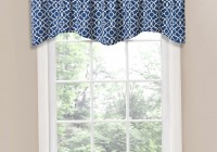 Cobalt Blue Kitchen Curtains