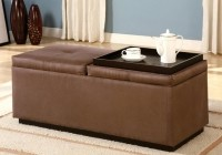 Coffee Table Ottoman Ideas