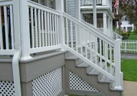 Composite Deck Railing Gates