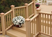 Composite Deck Railing Systems