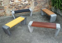 Concrete Bench Molds Forms