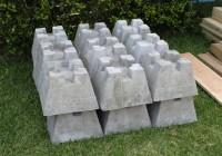 Concrete Deck Blocks Uk