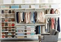 Container Store Elfa Closet
