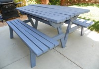Convertible Bench Picnic Table