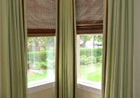 corner curtain rods for windows