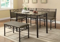 Corner Dining Room Table With Bench