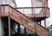 Corner Pergola On Deck