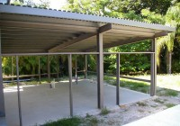 Corrugated Metal Roof Decking