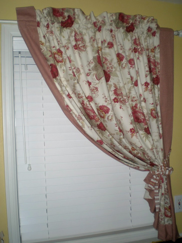 Permalink to Country Material For Curtains