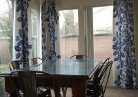 Country Style Curtains For Dining Room