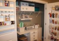 craft closet organization systems