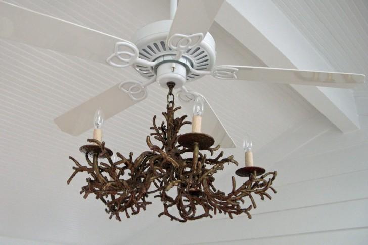 Permalink to Crystal Chandelier Ceiling Fan Combination