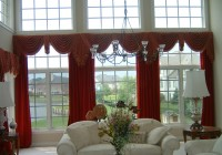 Curtain Ideas For Large Wide Windows