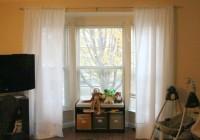 Curtain Rods For Bay Windows Walmart