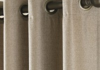Curtain Rods For Grommet Drapes