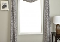 Curtain Scarf Valance Ideas