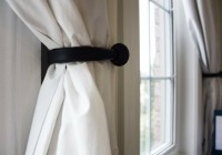 Curtain Tie Back Ideas