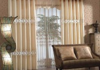 Curtains And Sofa Combination