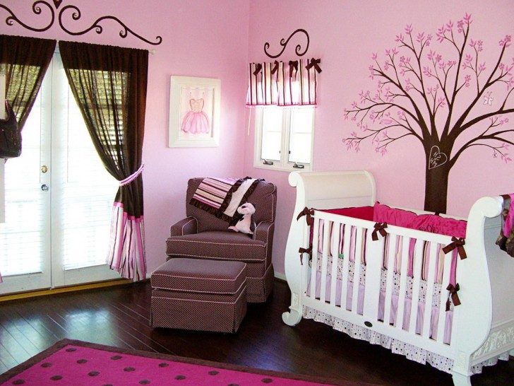 Permalink to Curtains For Baby Girl Bedroom