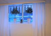 Curtains For Short Basement Windows