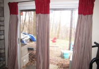 Curtains For Sliding Doors Decorating Divas