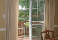 curtains for sliding glass doors bed bath and beyond