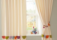 Curtains For Toddler Girls' Room