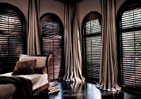 Curtains Over Blinds Interior Design