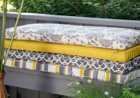 Cushions For Outdoor Benches