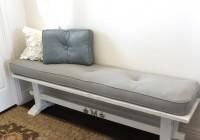 custom bench cushions cheap