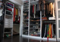 Custom Closet Shoe Shelves
